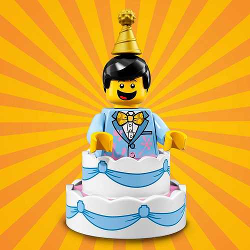 BIRTHDAY CAKE GUY