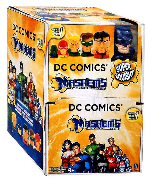 DC Comics Mashems